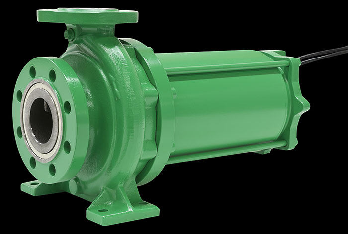 HERMETIC canned motor pump recertified for russian ships
